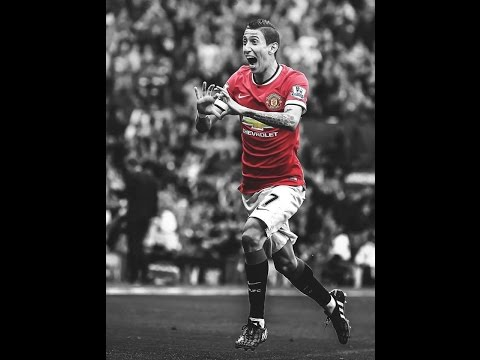 part 1 - Angel Di Maria • Skills  • Good Luck in Manchester United • Angel Magican • HD •