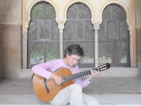 Hallelujah arr. for classical guitar by Jorge Nolla