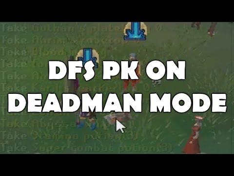 Deadman Mode - First DFS - Serp Helm PK - Jaws & Wiggled
