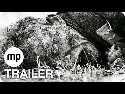 Der Hauptmann Film Clip & Trailer Deutsch German Exklusiv (2018)