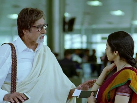 English Vinglish Review - Pehli Baar Ek Hi Baar Aata Hai Featuring Amitabh Bachchan