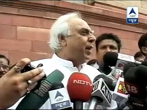 Kapil Sibal hits out at Subramanian Swamy