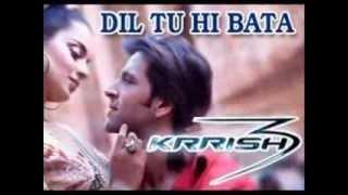 Krrish 3 - Best Song ever Dil tu hi bata Krrish 3