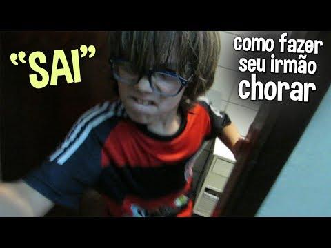 COMO FAZER SEU IRMÃO CHORAR thumbnail