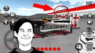 Game Bus Paling Keren Ngakak Abis! | IDBS Bus Simulator