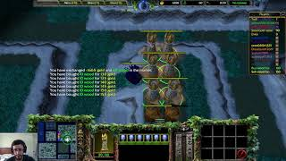 Warcraft 3 Reforged: Troll and Elves 2020! - Trying To Observe a Pro Troll