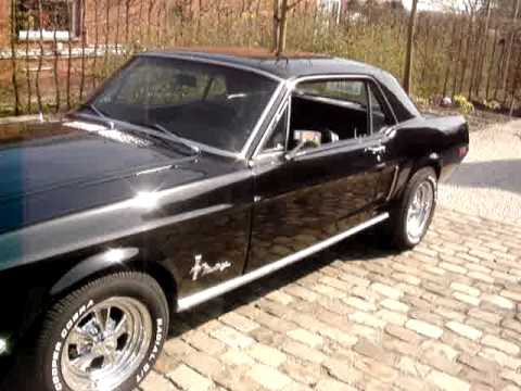 68 Ford Mustang 351 Cleveland