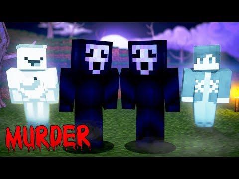 UMA DUPLA MORTAL! - Minecraft Murder Mystery