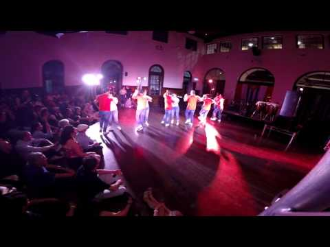 Havana Dance Academy - Student's Rueda at the Sydney Cuban Salsa Congress