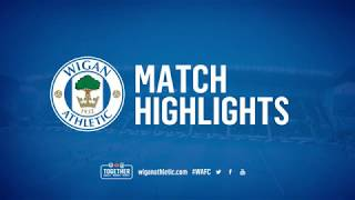 Highlights Chorley Xi 0 14 Wigan Athletic Xi