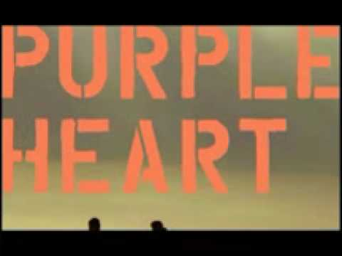 purple heart by patricia mccormick book