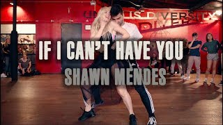 """Shawn Mendes """"IF I CAN'T HAVE YOU"""" l Choreography by @NikaKljun"""