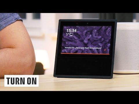 Amazon Echo Show: Warum braucht Alexa einen Bildschirm? – TURN ON Tech