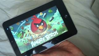 Tabtech M009S UK Tablet PC Review 7 Inch Touch Screen Google Android 2.2 Slate