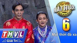 THVL | Cặp đôi hài hước Mùa 2 – Tập 6[3]: Hà rầm hà rạc - Dương Thanh Vàng, Phương Lan