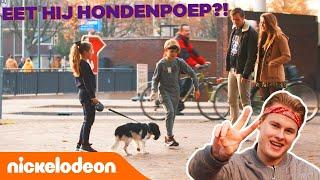 Smerige prank met Royalistiq 😂 | De Viral Fabriek | Nickelodeon Nederlands
