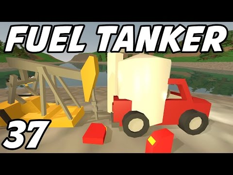 "UNTURNED - E37 ""Fuel Tanker Truck!"" (Zombie Survival Role-Play)"