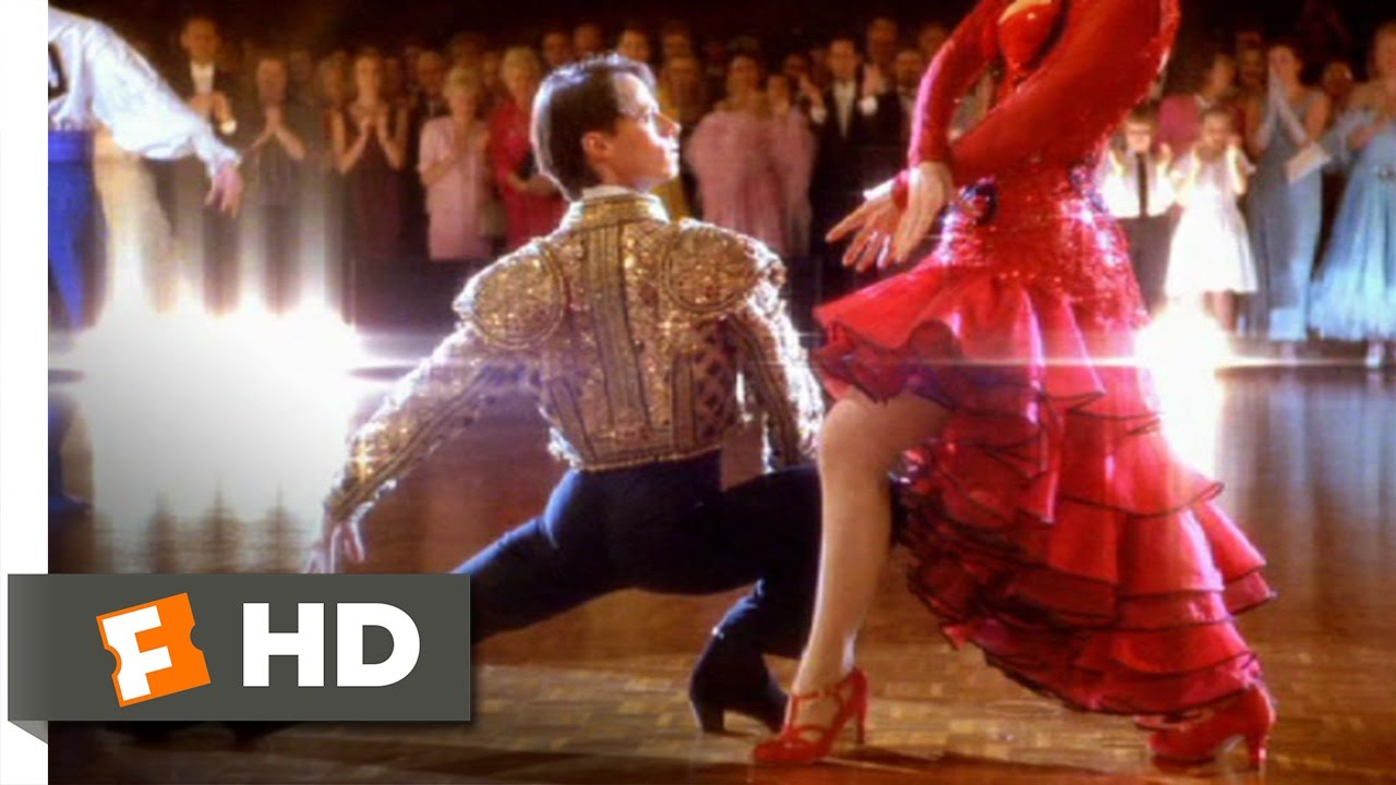 "an introduction to the issue of sport in strictly ballroom Representation through image and shape meaning through the exploration of image in the film ""strictly ballroom"" directed by ""baz lurhmann"" and ""stupid."