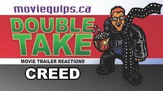 CREED - Michael B. Jordan's boxing movie trailer reaction