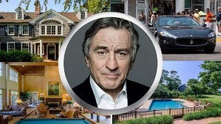 ROBERT DE NIRO ● LIFESTYLE ● House ● Cars ● Family ● Net worth ● 2017