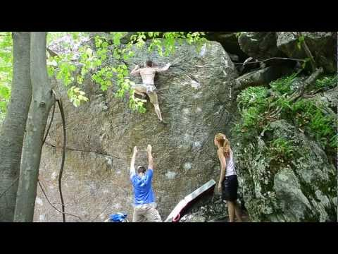 Great Barrington, MA Filter V9, with high fall footage!