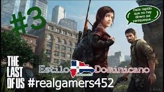 The Last Of Us #3 Buscando Al Hermano de Joel...  Directo.