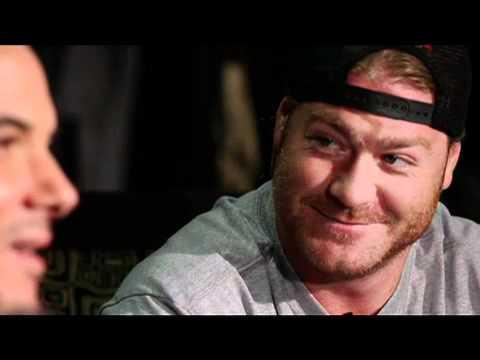 Phil Anselmo interviews Jeremy Shockey Housecore Radio