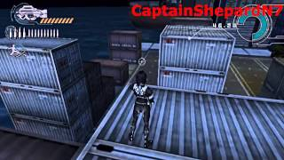 Ghost in the Shell: Stand Alone Complex (PS2) Walkthrough Part 1