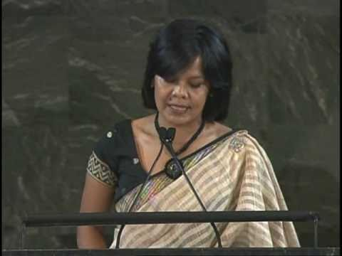 UN Women Launch Event, United Nations, New York (24 February 2011)