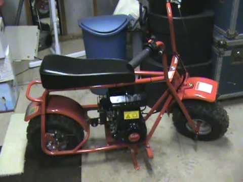 Baja Doodle bug Minibike 97cc