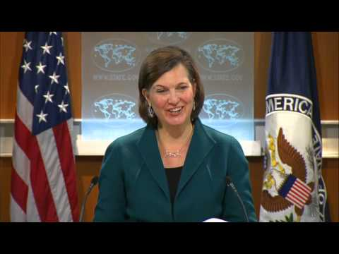 Daily Press Briefing: February 1, 2013