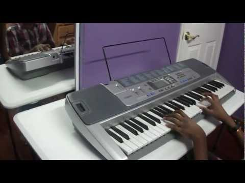 Golden-Dreams (Javad Marufi) Keyboard Performance by Subhash Ramesh