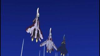 Aircraft (???) Sakuga MAD