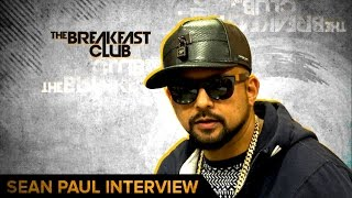 Sean Paul On Eating Pum Pum, Being Jamaican, Other Artist Releasing Caribbean Music + New Music