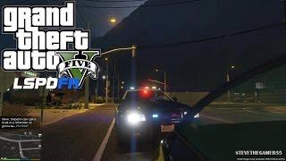 GTA 5 - LSPDFR - EPiSODE 21 - LET'S BE COPS - PALETO BAY SHERIFF PATROL (GTA 5 PC POLICE MODS) 0.2
