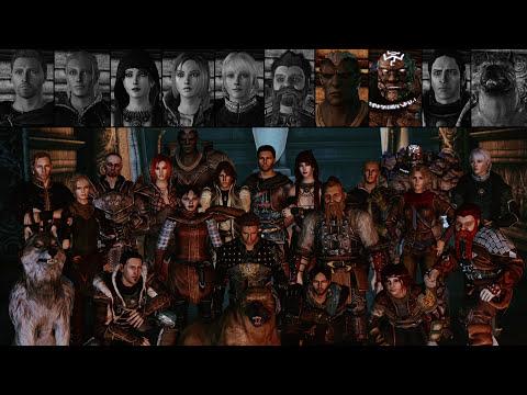 Dragon Age: Party banter