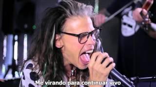 Steven Tyler - Amazing legendado PT-BR