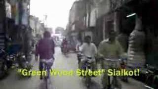 Saalu Gujjar Street, Sialkot