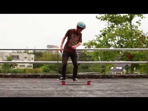 Apex Longboard by Original Skateboards: A Day in Leuven