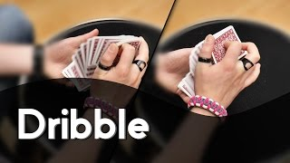 Card Dribble (Tutorial/Erklärung German/Deutsch)