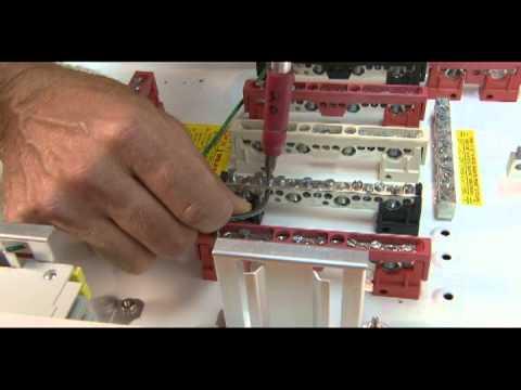 Installing MidNite Solar's SPD (Lightning Arrestor)