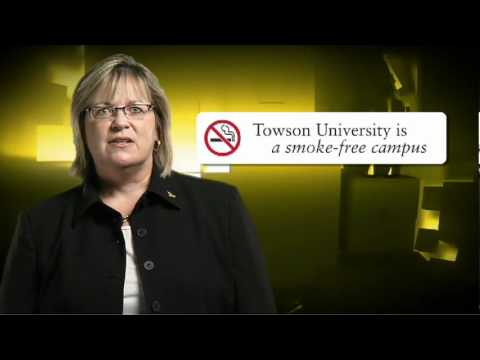 Towson University - Maryland's First Smoke Free University