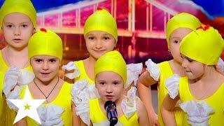 Коллектив «Арт денс» - Україна має талант-7 - Второй кастинг в Киеве - 14.03.2015