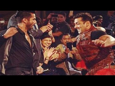 Shahid Kapoor & Salman Khan's BIG Star Entertainment Awards 2014 PERFORMANCE