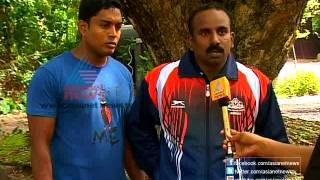 """Boxing Camp in Kozhikode""-Kettathum Kandathum 18,August 2012 Part 1"