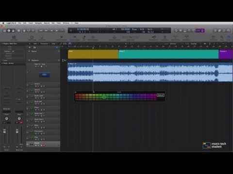 Edexcel A Level Music Technolgy Task 1A - King