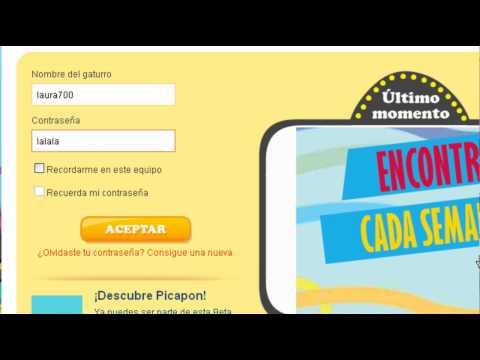 Contraseñas y Usuarios de ¡Mundo Gaturro! Verdaderas 2011 (HD)
