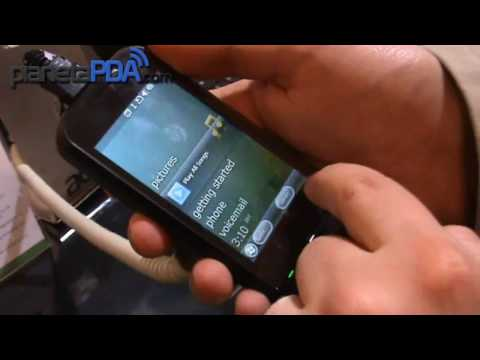 Acer NeoTouch P300 Windows Mobile Hands On