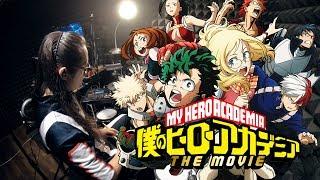 僕のヒーローアカデミア The Movie 菅田将暉 ロングホープ フィリア フルを叩いてみた My Hero Academia Ed5 Full Drum