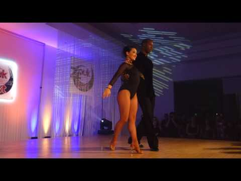 ZoukFest 2017 Artistic performance by Kiri and Marc KizombaFusion ~ video by Zouk Soul